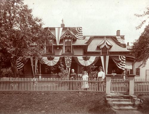 Patriotic House #3
