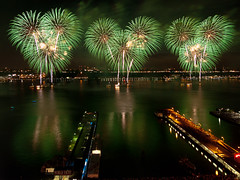 Macy's Fireworks July 4th, 2010 (scottdunn) Tags: newyork fireworks manhattan macys hudsonriver gothamist july4th 4thofjuly 2010 ep1 5photosaday notkap olympusep1
