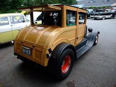 1926 Ford Woodie (D70) Tags: show ford car club shine 4th july woody lynn northshore valley rod custom legion 2010 1926 woodie 1630 1926fordwoody