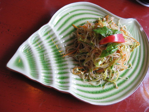 Glass noodle salad selig