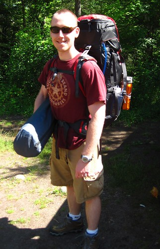 backpacking kyle