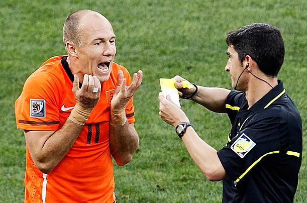 Thumb El fútbol sin fallas arbitrales no es fútbol … NO