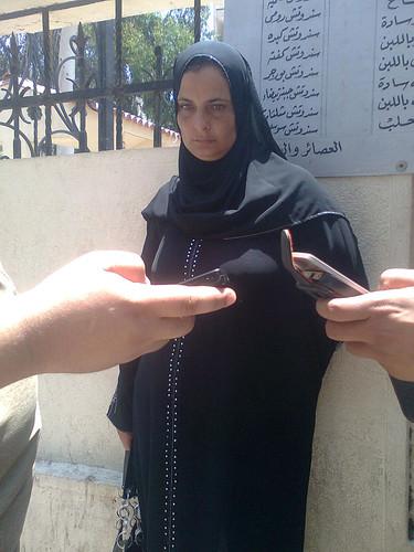 والدة محمد صلاح 7