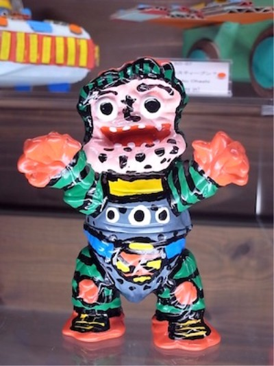 Shigenobu Papercraft Gargamel Customs
