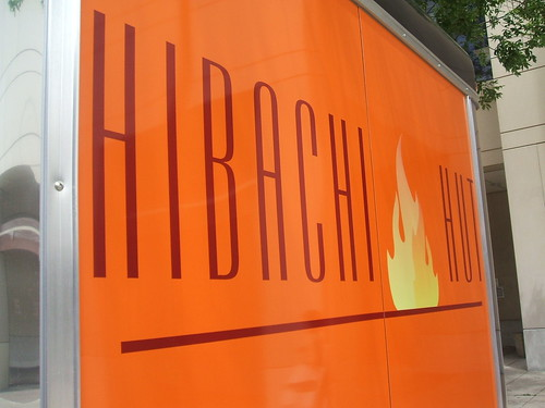 Hibachi Hut