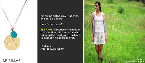 Be Brave