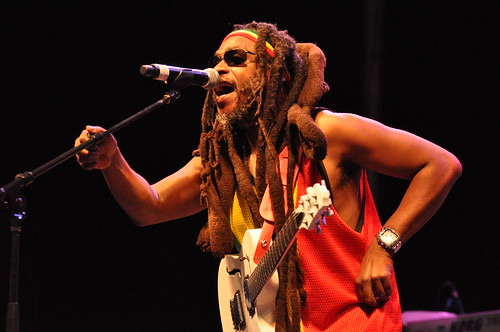 Steel Pulse at Ottawa Bluesfest 2010