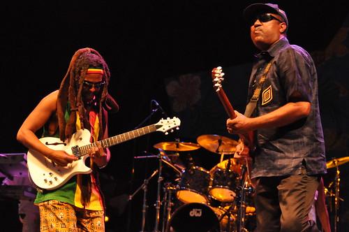 Steel Pulse at Ottawa Bluesfest 2010