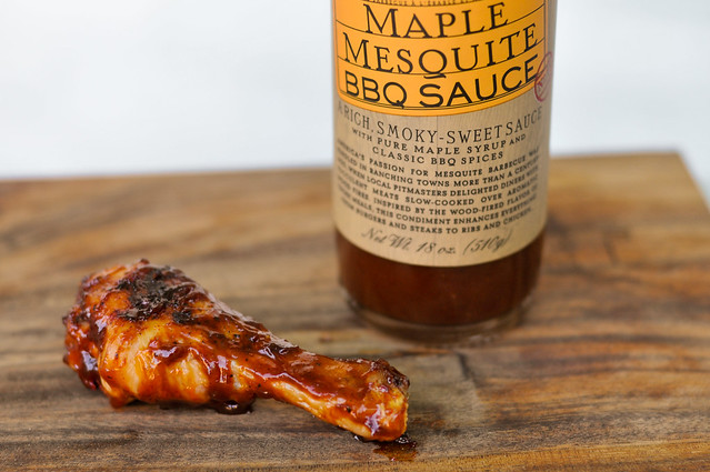 Maple Mesquite BBQ Sauce
