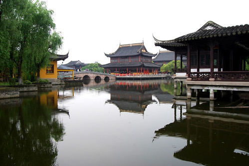 n52 - Quanfu Temple Lake