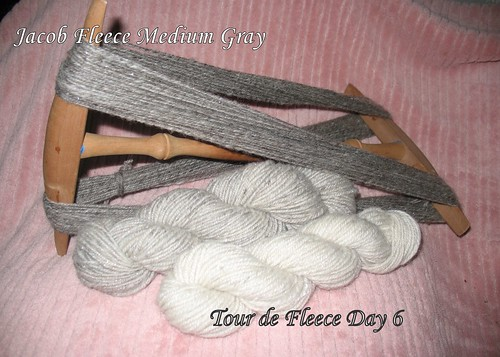 Tour de Fleece Day 6