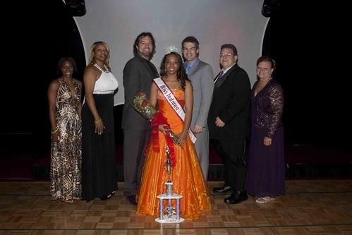 IN 2010 Jr. Teen Winner & Judges