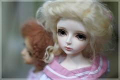 Stella (meike) Tags: stella house doll mabel m bjd resin rosalyn viridian msd faceup leeke leekeworld