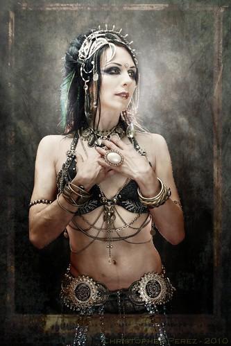 Nagasita - Art Nouveau Goddess