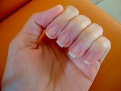 Unhas Branquinhas (Ramificando - Raíssa) Tags: base dica unha esmalte unhabranca esmalteincolor unhamanchada