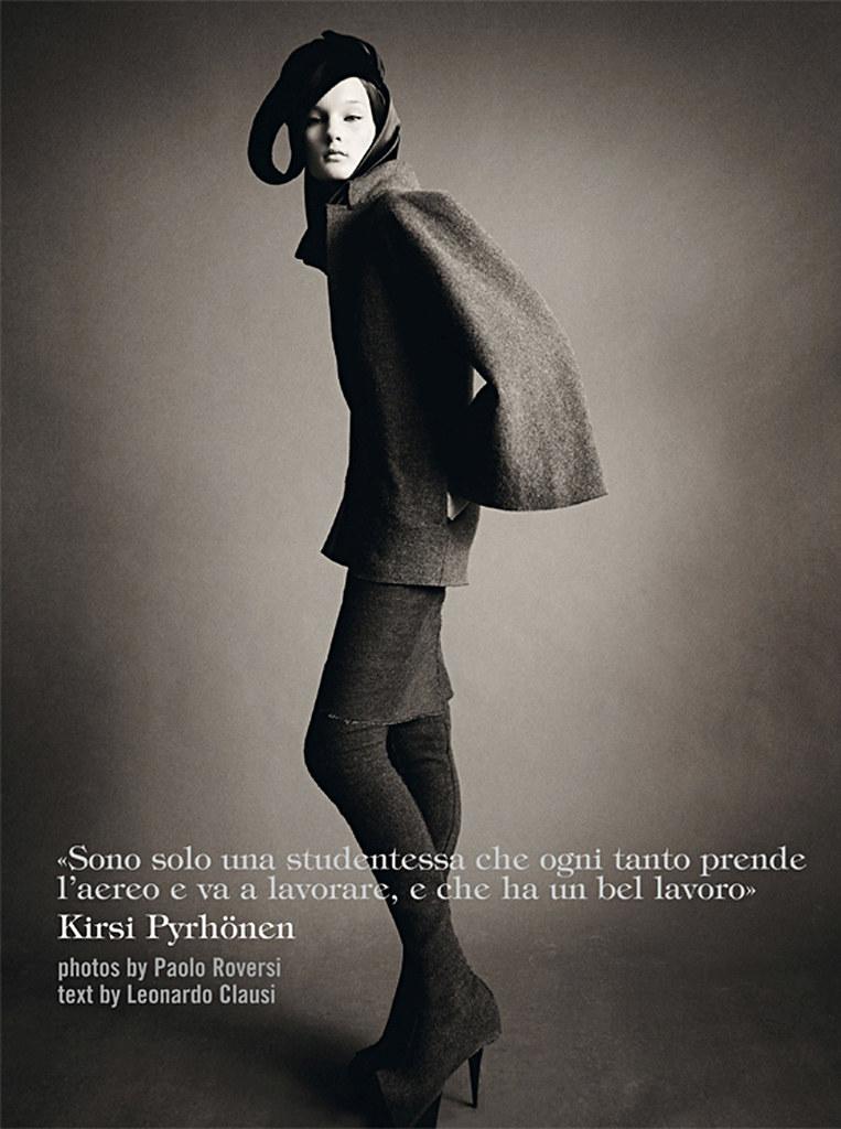 Kirsi Pyrhonen by Paolo Roversi (Sensational - Vogue Italia July 2010) 6