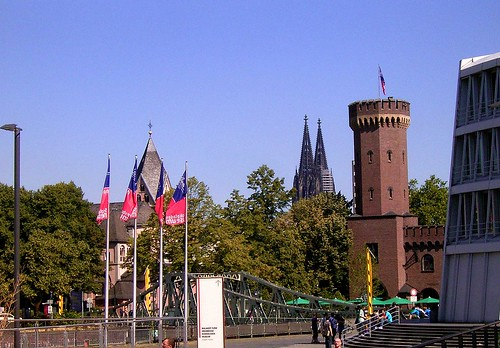Ansichten von Köln