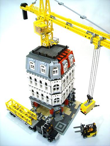 Legoland Embassy