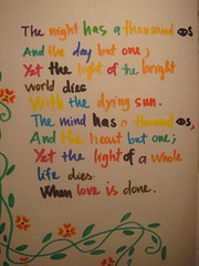 Love Story (An Khnh) Tags: love poetry dreaming story poet lovestory clourful rainbowis