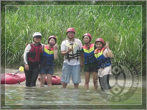 20100710碧潭獨木舟歡樂體驗營125