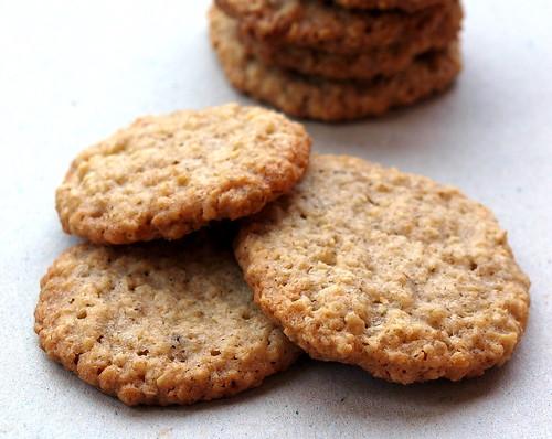 Hafertaler - Oatmeal Crispies