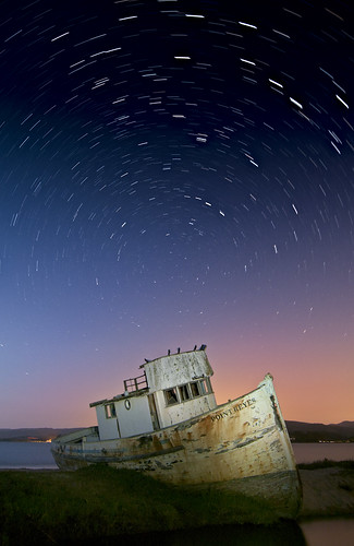 Faking Star Trails