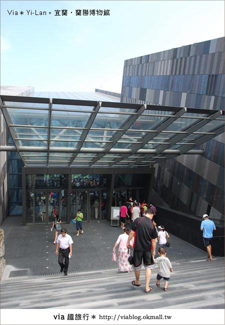 【宜蘭蘭陽博物館】走入宜蘭的文化歷史~蘭陽博物館8