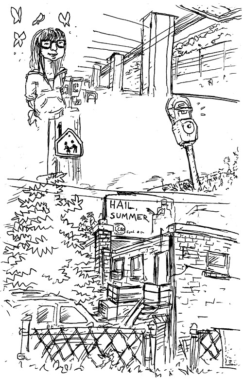 Toronto Sketches 02