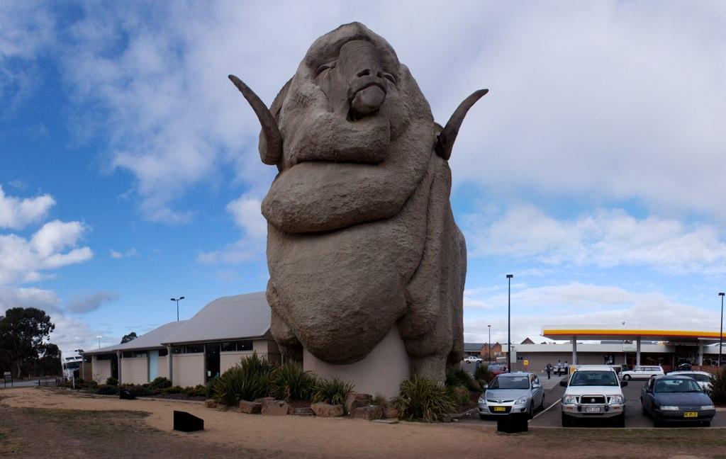 The Big Marino Goulburn