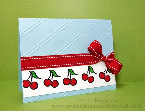 Cherry Card (2)