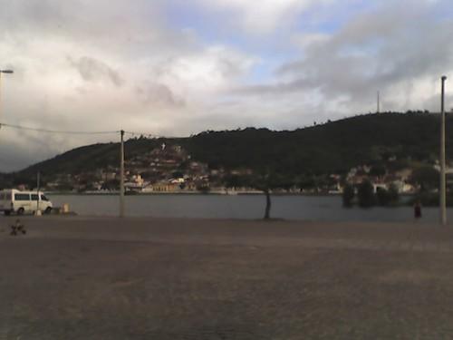 São Felix vista de Cachoeira