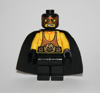 Luchador: Ramses custom minifigure