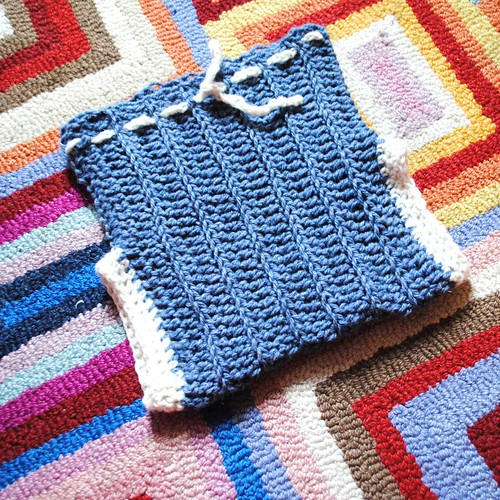 Ravelry: Easiest Crochet Wool Soaker Pattern pattern by Julie West