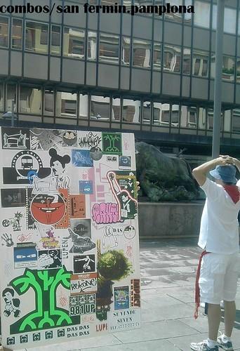 monumento del encierro!2010
