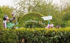 Impressionen vom Disneyland Paris - Alice im Wunderland