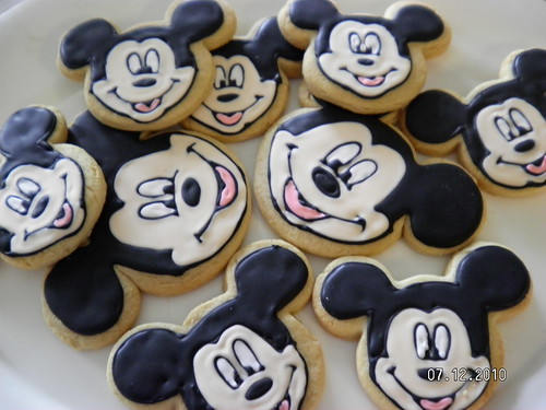 Mickey Mouse Cookies 010