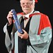 Sir David Craig Carter receives Honorary Degree from the University of Hull 13-07-10