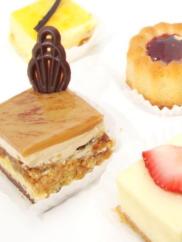 Seasalt Caramel Cake