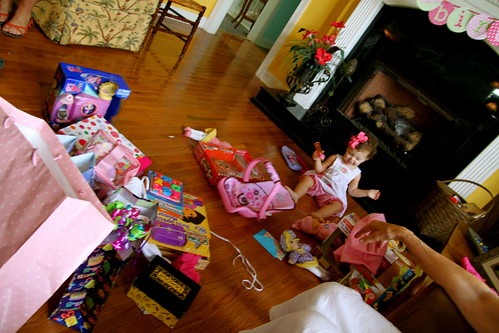 present mess