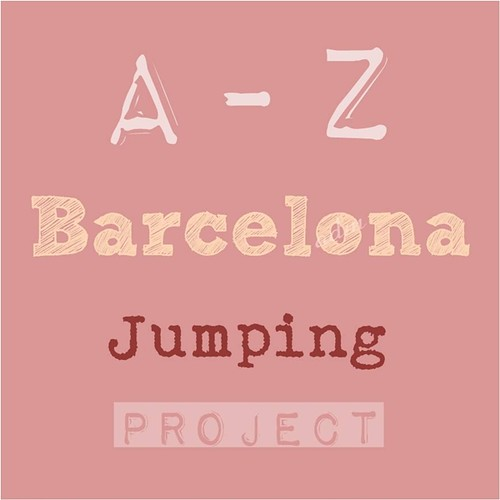 A-Z Barcelona Jumping Project Cover