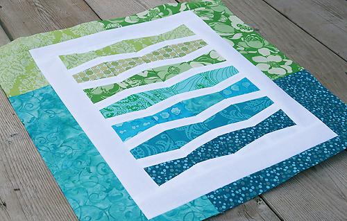 Sew New to Me VQB - July ~ Fresh Lemons Modern Quilts : beachy quilts - Adamdwight.com