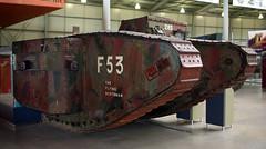 'Female' tank (Whipper_snapper) Tags: uk greatbritain england war tank dorset gb tankmuseum tanks warmuseum bovington bovingtontankmuseum pentaxkm royalarmouredcorps