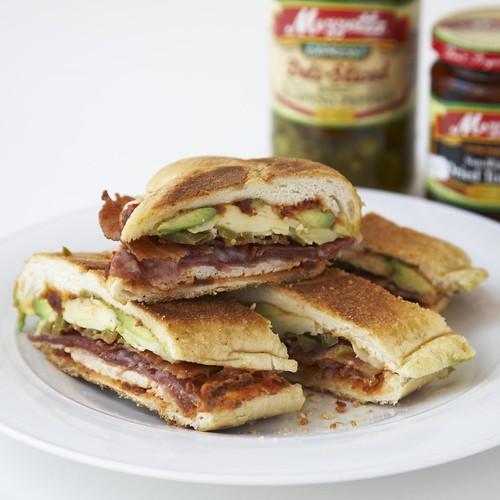 Daisy Martinez Sandwich