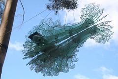 20100711_7285 Swarm by Nigel Helyer (williewonker) Tags: glass australia victoria lookup mansion swarm werribee wyndham helenlempriere nigelhelyer werribeepark helenlemprierenationalsculpturalaward nationalsculpturalaward