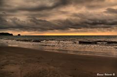 Costa de Atacames, Ecuador (Bernai Velarde-Light Seeker) Tags: sunset sea beach southamerica america atardecer ecuador south playa filter sur ocaso cokin velarde bernai bernaivelarde