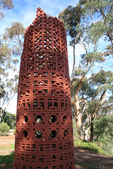 20100711_7281 Remnant by Mike Taylor (williewonker) Tags: australia victoria mansion miketaylor werribee wyndham remnant helenlempriere werribeepark helenlemprierenationalsculpturalaward nationalsculpturalaward