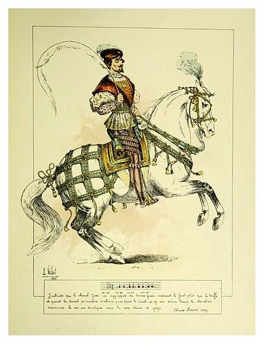 011-Cesar Fiaschi-Le chic à cheval histoire pittoresque de l'équitation 1891- Louis Vallet