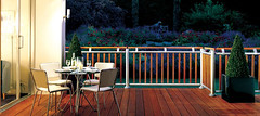 Contemporary Fusion Baluster System (Richard Burbidge) Tags: decks decking deckrailing deckboards wooddecking gardendecking richardburbidge deckingbalustrade deckingrails deckingbalustrades