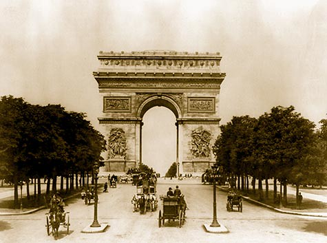 Paris Antiga