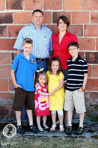 E. Family